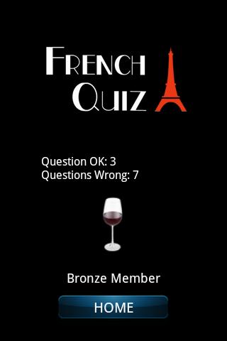 【免費解謎App】French Quiz-APP點子