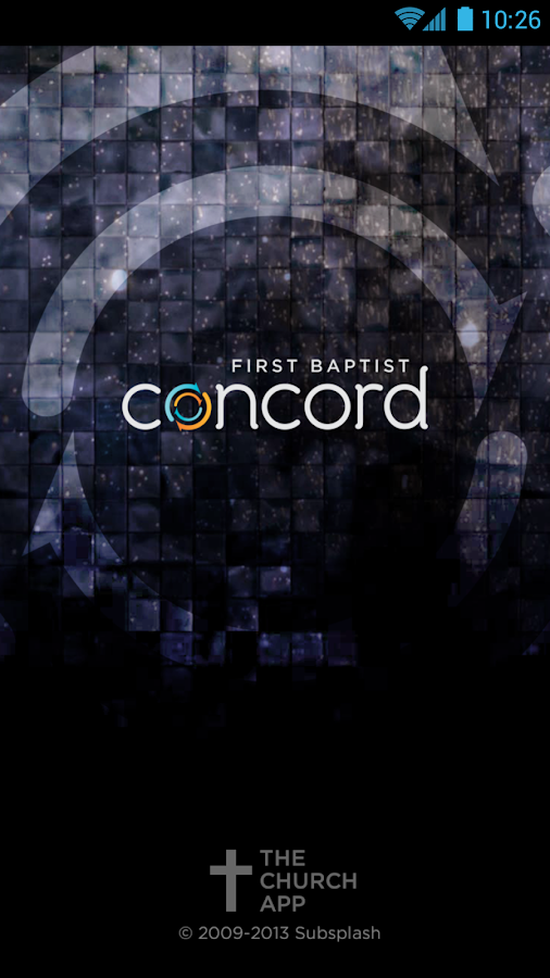 First Baptist Concord- screenshot