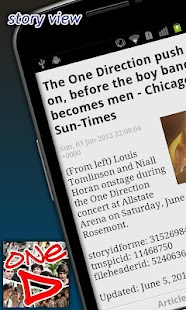 One Direction News, Talk, Pics - screenshot thumbnail