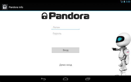 Pandora Info Screenshot 3