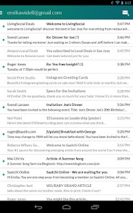 Email App for Gmail & Exchange Screenshot 24