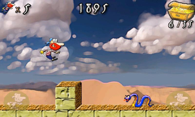 Bob's Island Odyssey- screenshot