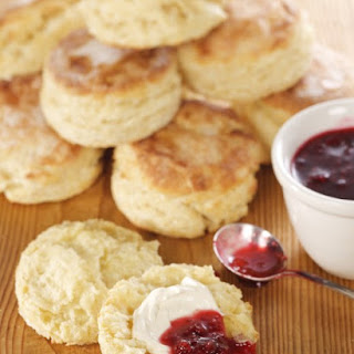 Mummy's Sweet White Scones.