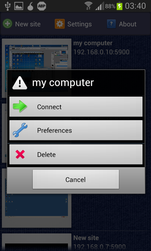 Ultra vnc for android download