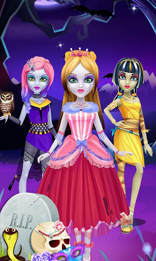 My Style Makeover: Zombie Girl
