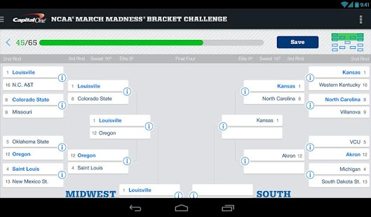 NCAA March Madness Live Screenshot 33