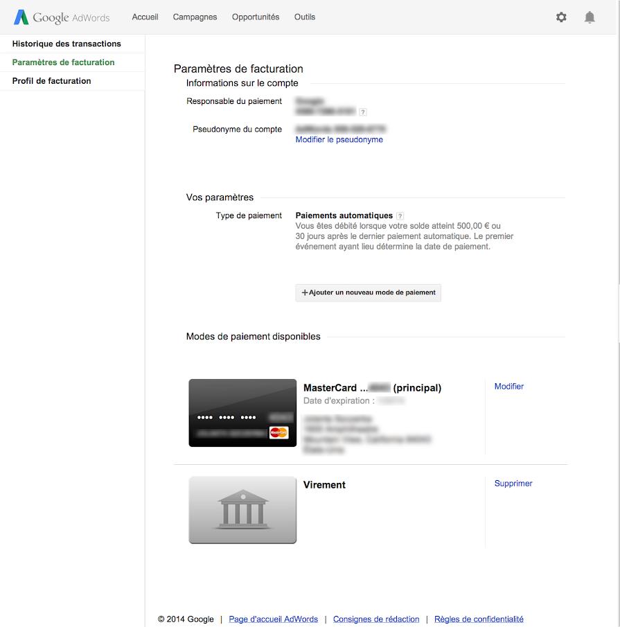 Report paiement mois par - Paypal paiement differe ...