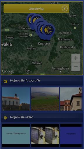 玩旅遊App|Jakubská cesta免費|APP試玩