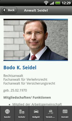 BODO K. SEIDEL - Kanzlei for PC