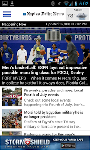 Naples Daily News- screenshot thumbnail