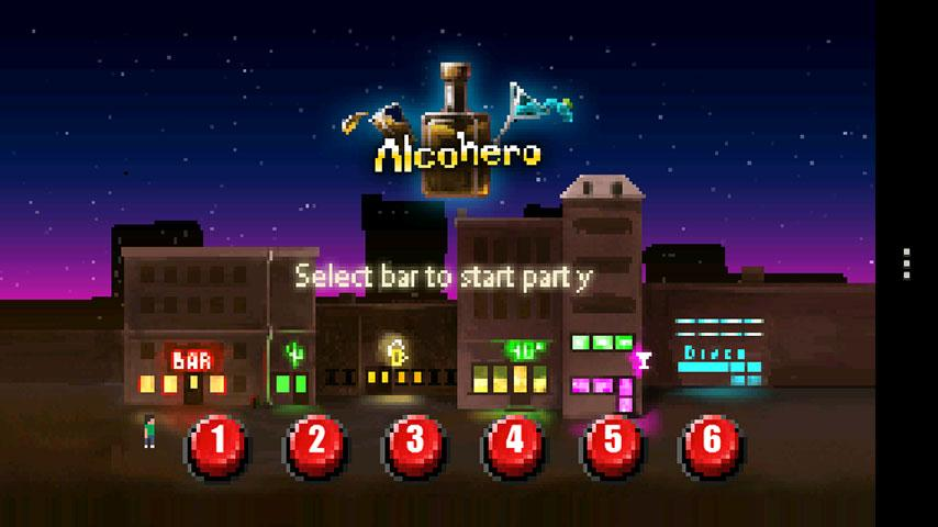 Alcohero - screenshot