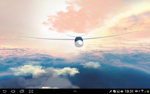 Flight in the sky 3D v3.2.5