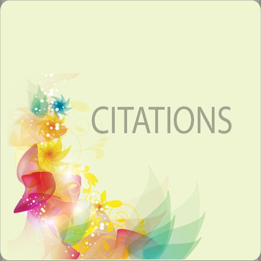 Citations LOGO-APP點子