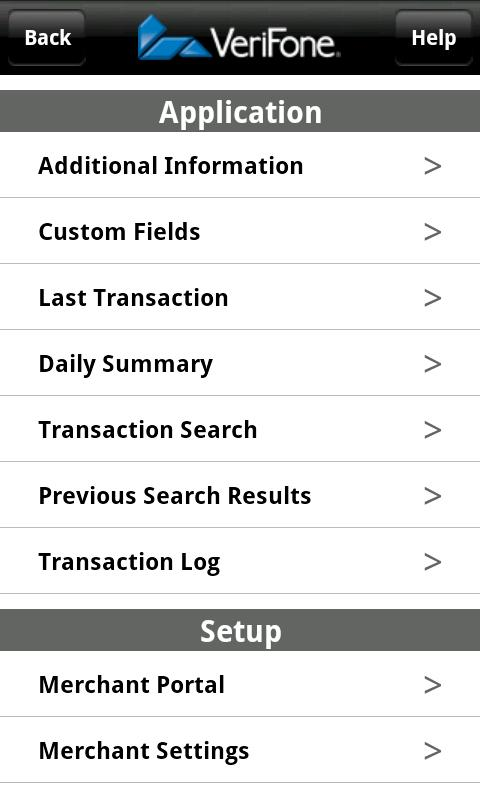 PAYware Mobile - screenshot