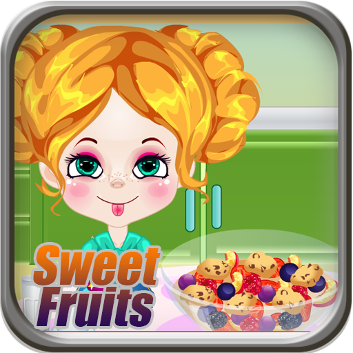 Baby Fruit Toss Cooking Game LOGO-APP點子