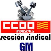 CCOO GM