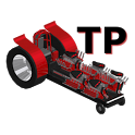 Tractor Pulling icon