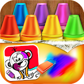 Paint Me - Kids Painting Game