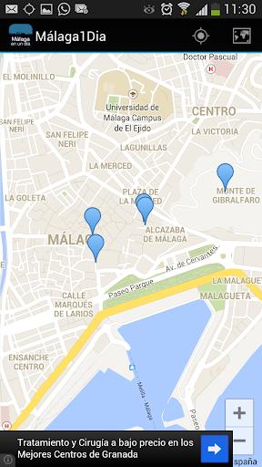 Málaga en 1 día