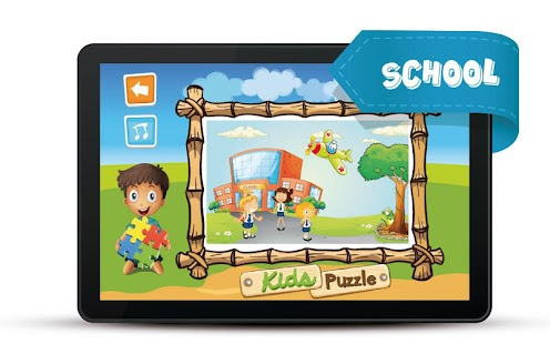Kids Puzzle- screenshot thumbnail