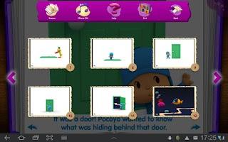 Screenshot of Pocoyo - Duck Stuck
