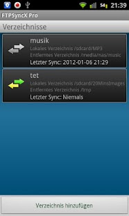 FTPSyncX Pro - screenshot thumbnail