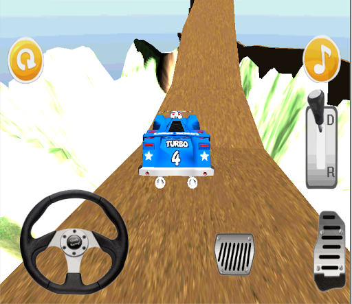 Hill Craft Racing : Hill Climb