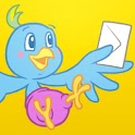 Message Bird logo