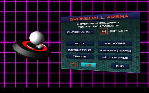 DRONEBALL Arena