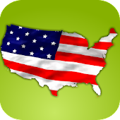 Quiz States & Capitals(no ads)