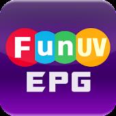 FunUV EPG 電視節目表
