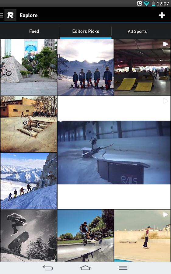 RIDERS - screenshot