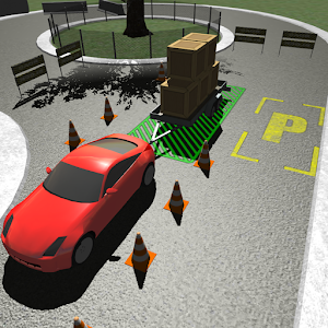 Crazy Parking Car 3D for PC and MAC
