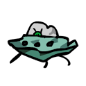 Alien Splash logo