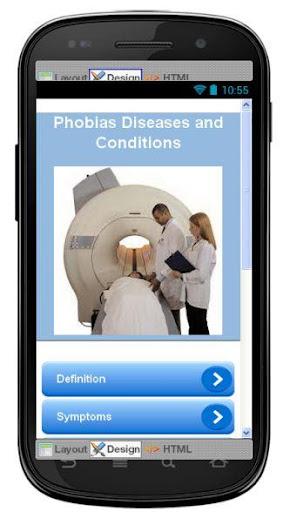 Phobias Disease Symptoms
