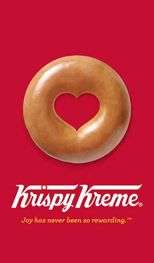 Krispy Kreme Hot Light