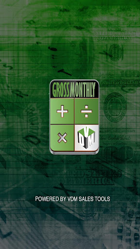 Gross Monthly Income Calc