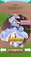 Screenshot of 東方 幽々子のグルメレース~無料暇つぶしゲーム~