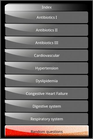 【免費醫療App】Pharmacology exam questions-APP點子