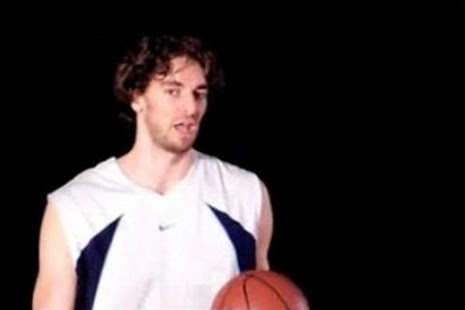 Pau Gasol Basketball Teaching - screenshot thumbnail
