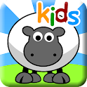 Hide&Sheep kids FREE icon