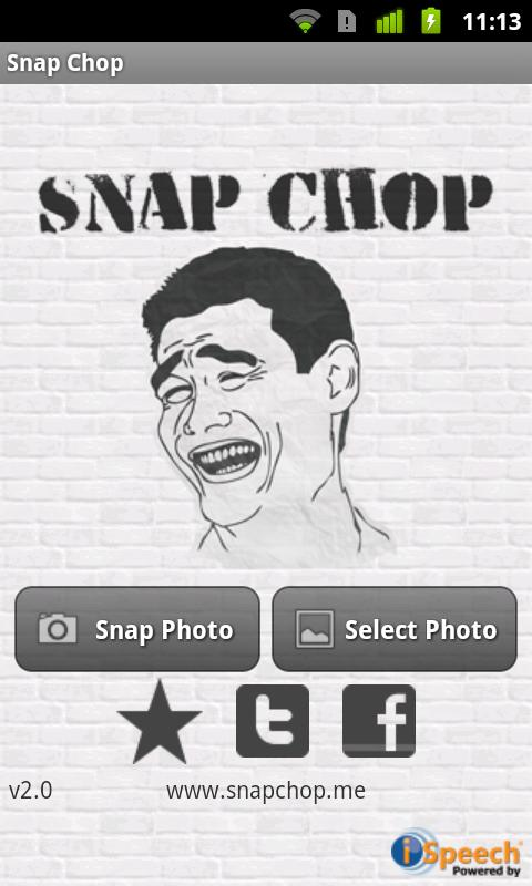 Snap Chop - screenshot