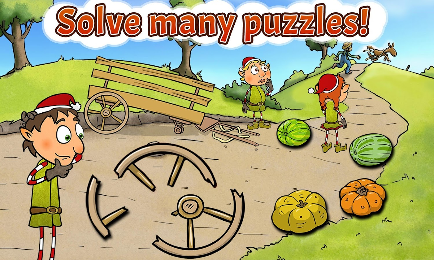 Free Kids Games - Farm Friends - screenshot