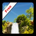 True Weather, Waterfalls FREE icon