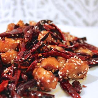 Red Chilli Pepper Chicken