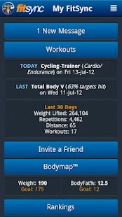 FitSync® Premium- screenshot thumbnail