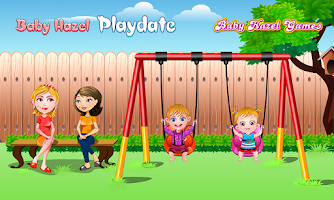 Screenshot of Baby Hazel Playdate