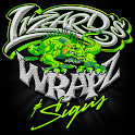Lizards Wrapz & Signs icon