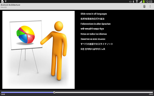 Remote for PowerPoint Keynote- screenshot thumbnail