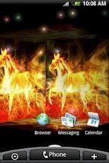 Fire Horse 3D